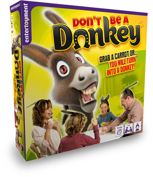 3D Donkey Pack