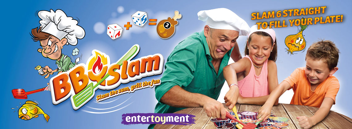 BBQSlam Entertoyment